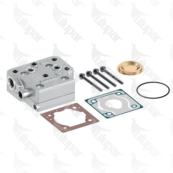 Cylinder Head With Plate Kit, Air Compressor  - 250310