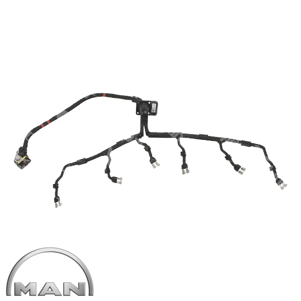 Cable Harness, Injector  - 51254136442