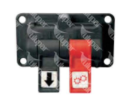 Damper Lifting 2 Way Switch  - 63022000100