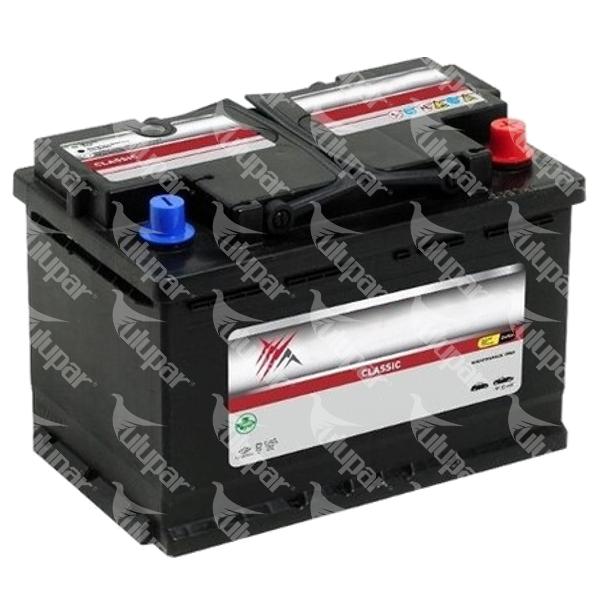 Batería de arranque / 12V 75AH  - 12V75AH